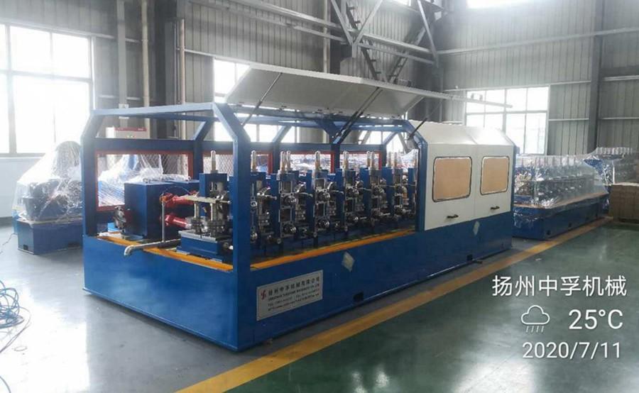 HG系列高强钢高频直缝焊管机组