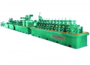 武汉HG系列精密不锈钢制管机组