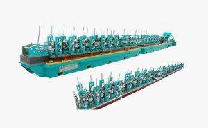 HG系列汽车用精密高频直缝焊管机组