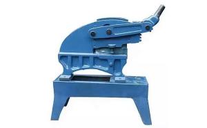 手压剪+人工焊接